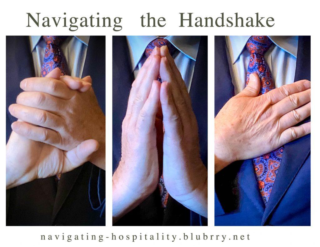 navigating the handshake